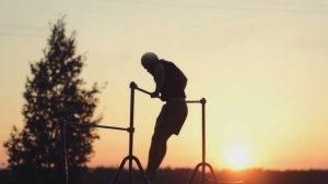 Мотивация атлету - брейк данс уроки - street workout