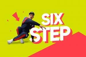 Брейк данс урок для начинающих Six Step