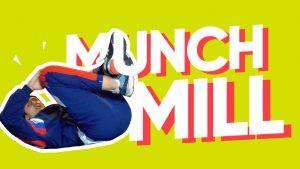 Бочка (Munch Mill) - урок брейк данса