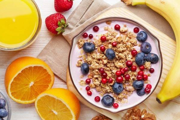 Полезный завтрак — основа правильного питания!