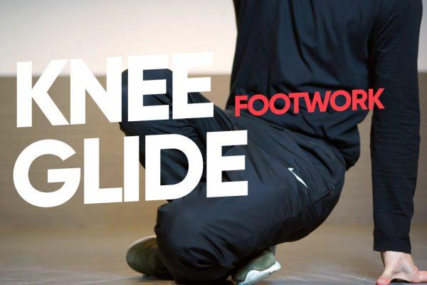 Скольжения на коленях (Knee Glide) - Footwork прокач